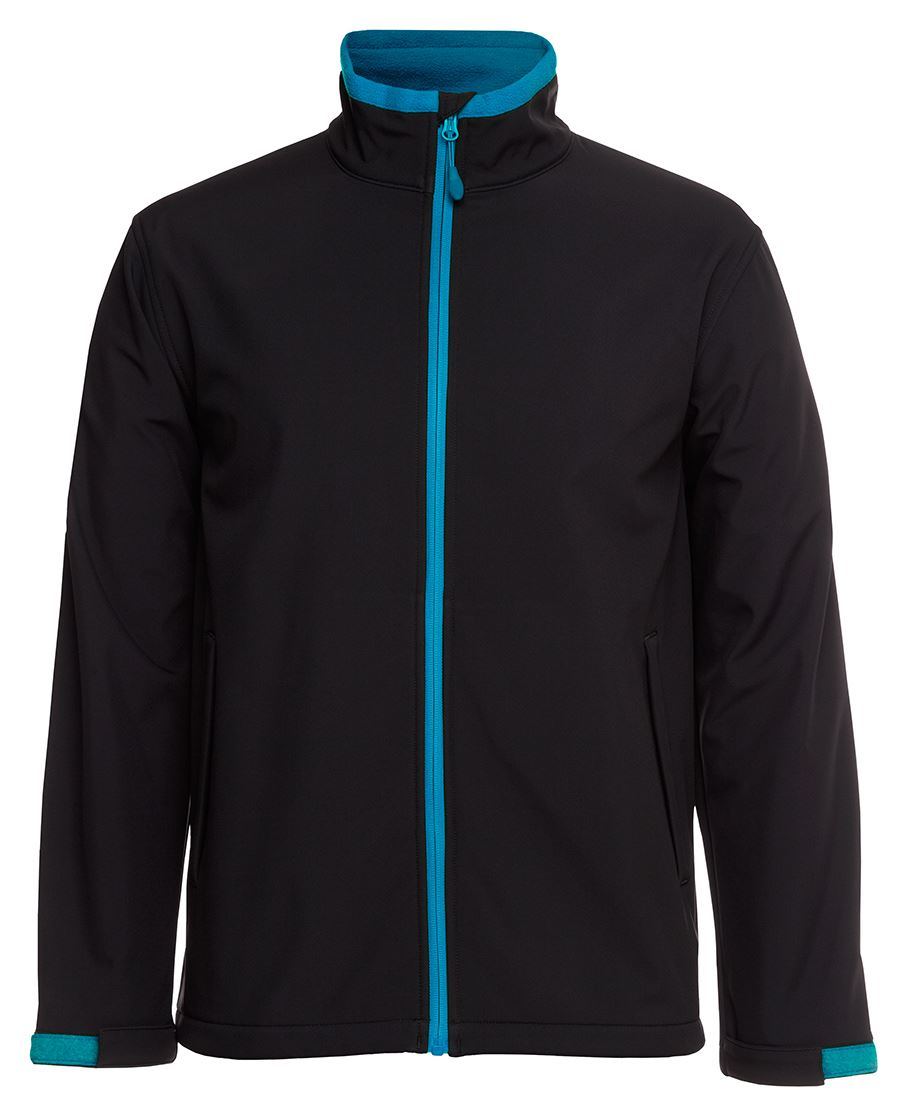 JBswear 3WSJ-Podium Water Resistant Softshell Jacket