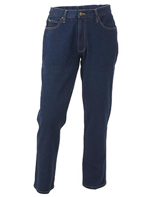 Bisley BP6712-Rough Rider Denim Stretch Jeans Stretch jeans 6 be
