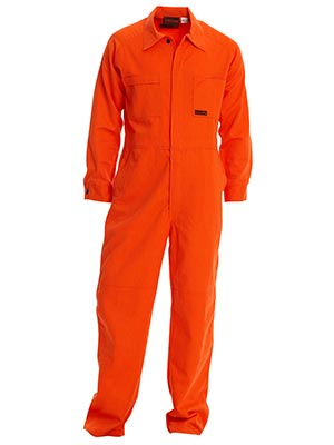 Bisley BC8011- Indura® Ultra Soft® Flame Resistant Coverall