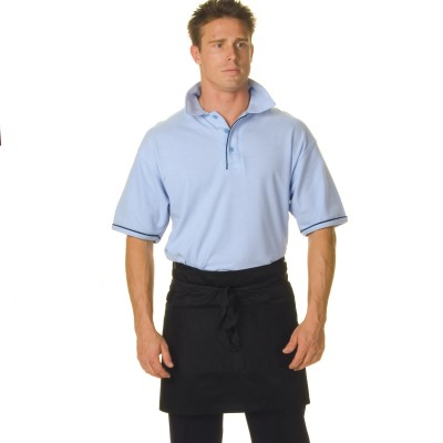 DNC 2111-200gsm Polyester Cotton Short (1/4) Apron —With Pocket
