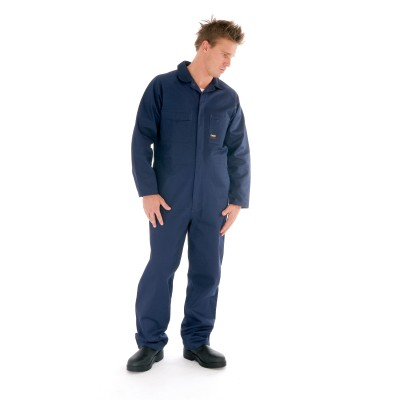 DNC 3104-190gsm Light Weight Cool-Breeze Cotton Coverall