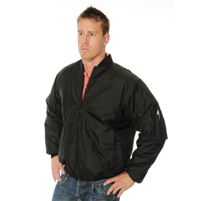 DNC 3605-200D Polyester/PVC Flying Jacket- Plastic Zips