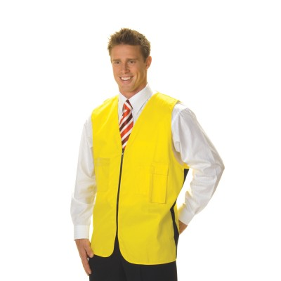 DNC 3808-190gsm Daytime Cotton Safety Vest