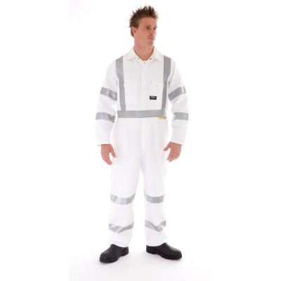DNC 3856-311gsm RTA Standard Night Worker Coveralls with 3M8910