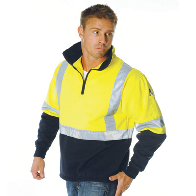 DNC 3929-300gsm Polyester Cotton HiVis D/N Polyester Cotton 2 To
