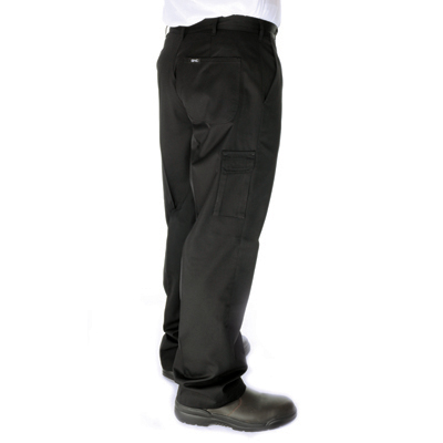 DNC 4504-275gsm Poly/Viscose Permanent Press Cargo Trousers