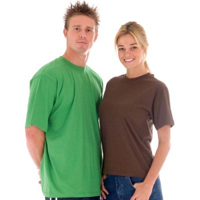 DNC 5101-190gsm Adult Combed Cotton Jersey Tee