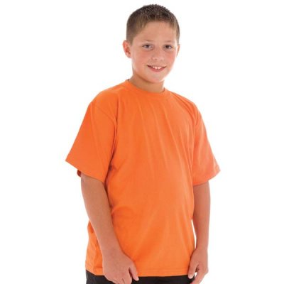 DNC 5102-190gsm Kids Combed Cotton Jersey Tee