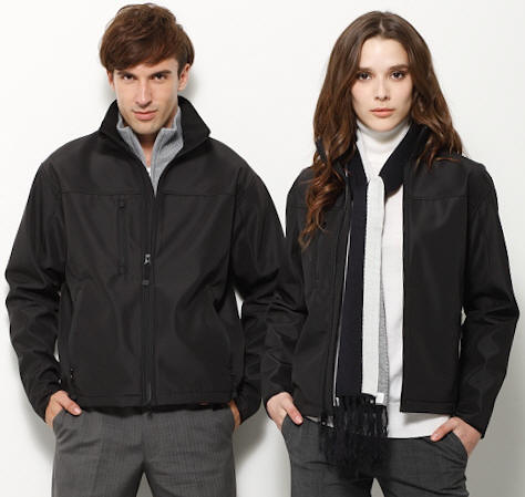 GraceCollection STJ4040-CATALYST Softshell Jacket Mens