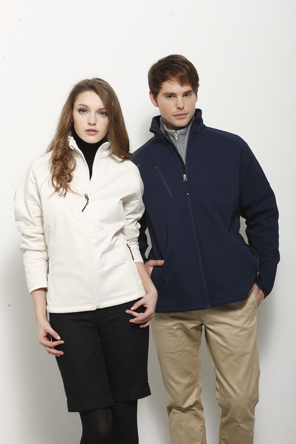 GraceCollection STJ4081-VISTA Softshell Jacket Ladies