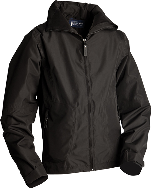 BEACON Bodie-Unisex, wind and waterproof jacket in a pouch. Full ...
