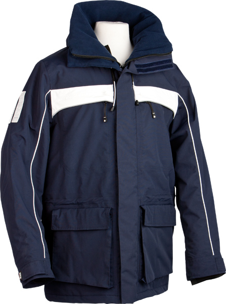 BEACON Cape-Horn-Unisex lightly padded classic sailing jacket. W