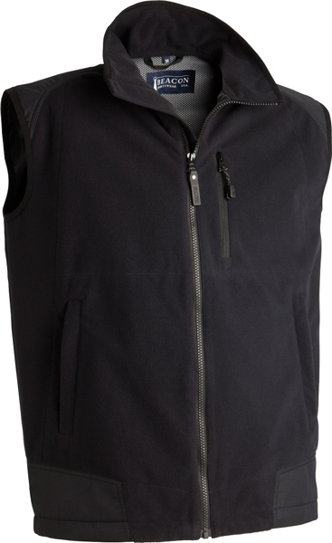 BEACON Flattery-Unisex windstopper with two side pockets with co