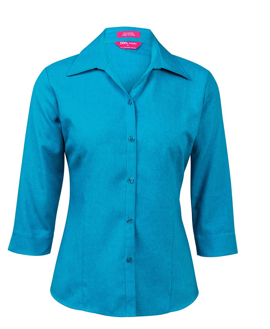 JBswear-4P3S1 Ladies 3/4 polyester shirt