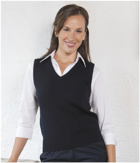 Free Knitting Pattern Ladies V Neck Vest : JBswear 6V1-JBs LADIES KNITTED Vest - USD26.93 : TAS ...