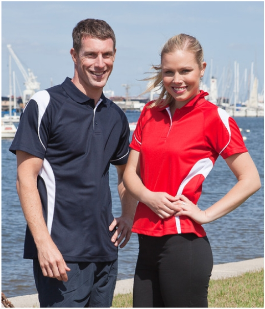 JBswear 7BEL1-JBs LADIES 3/4 SLEEVE POLO