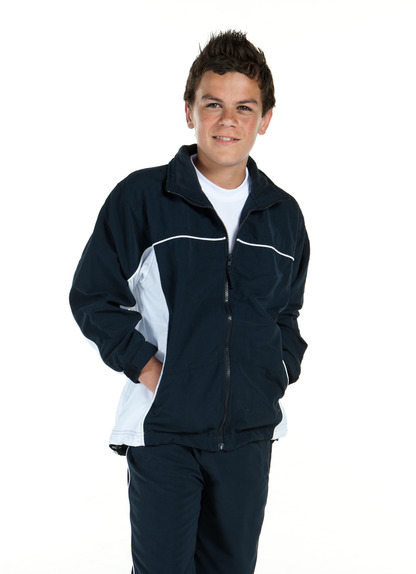 JBswear 7KCWJ-PODIUM KIDS CONTRAST WARM UP JACKET