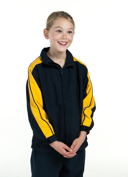 JBswear 7KWUJ-PODIUM KIDS WARM UP JACKET