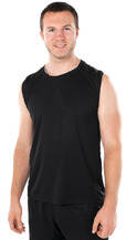 JBswear 7PMT-PODIUM POLY MUSCLE TOP
