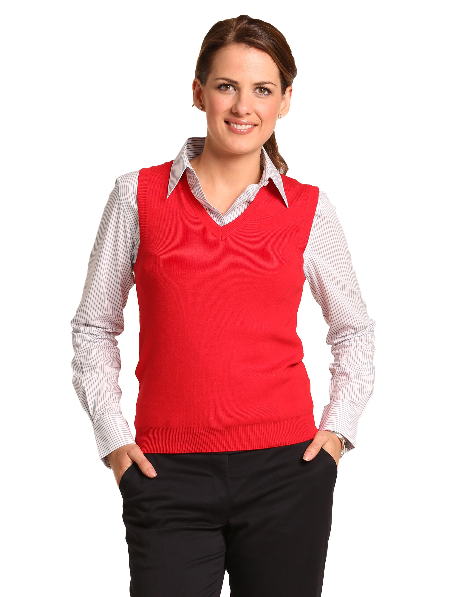 BENCHMARK M9601- LADIES KNITTED Vest