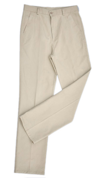 BENCHMARK M9360-Men's Chino Pants 98% Cotton, 2% Elastane.