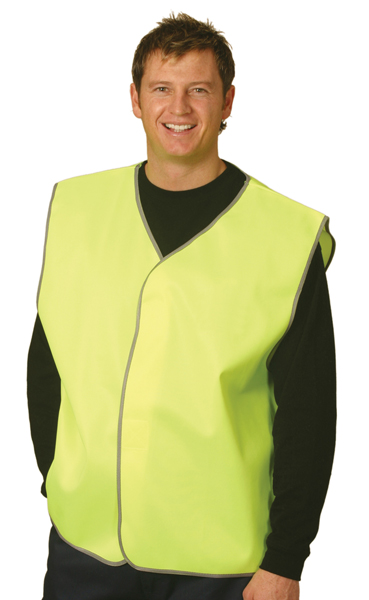 WinningSpirit SW02-High Visibility Safety Vest