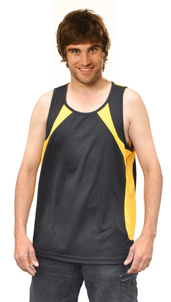 WinningSpirit TS73-Men's Sprint Singlet