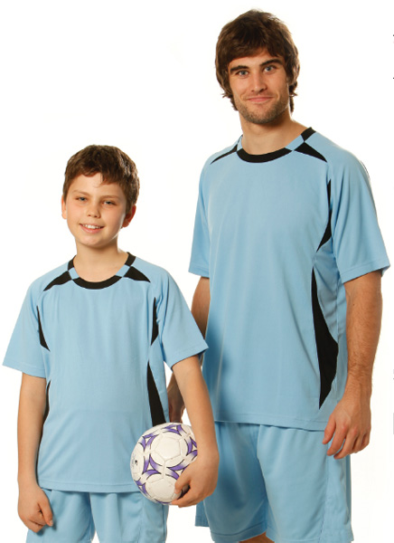 WinningSpirit TS85-Adults' CoolDry® Soccer Jersey