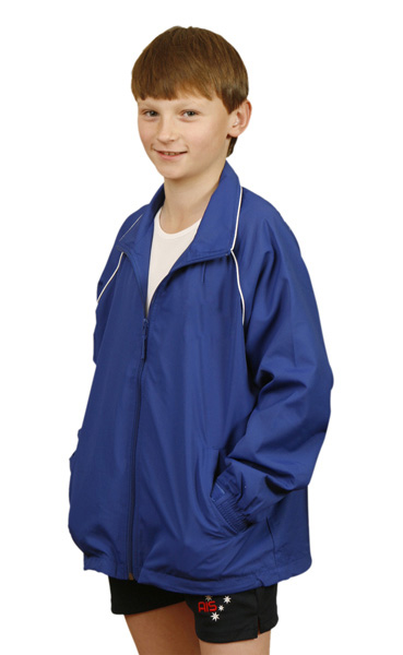 WinningSpirit JK21K-Kids' Track Top