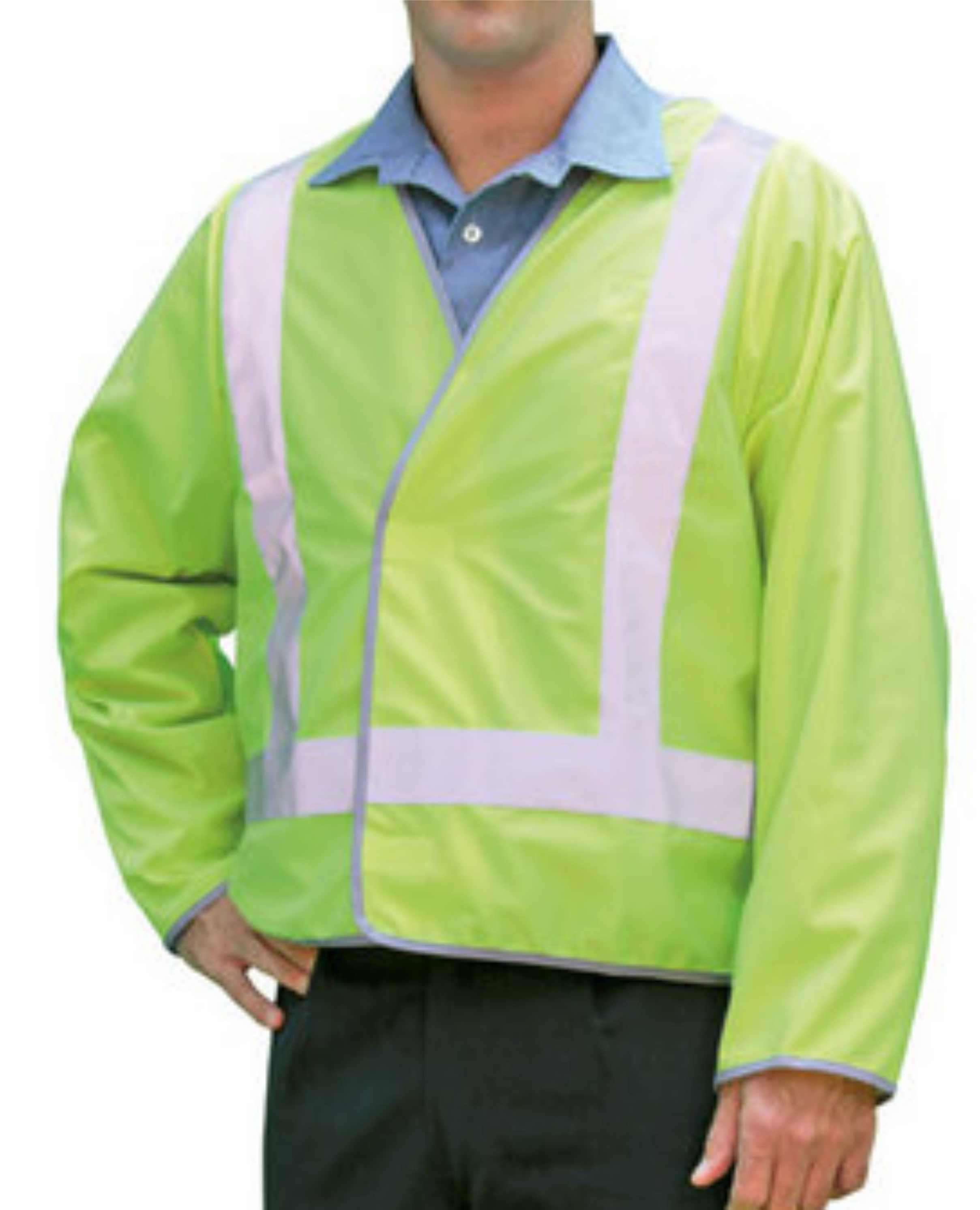 GuardianSafety-VN68035 Long Sleeve hivi safety vest