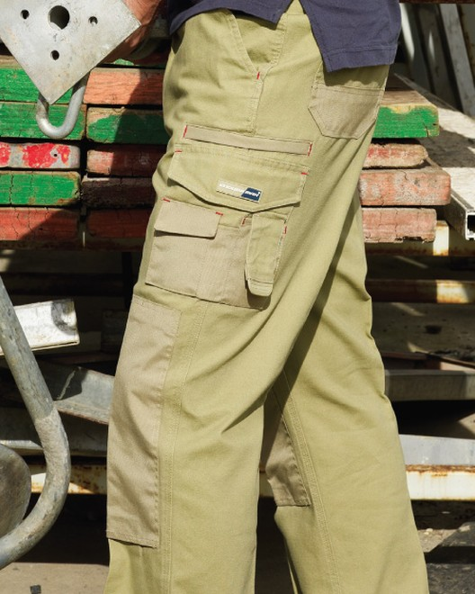 Pants with KneePatch : TAS Workwear Group, Order safety clothing ...