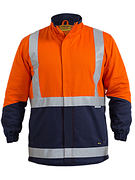 Bisley BJ6970T- 3-in-1 Drill Jacket 3M Reflective Tape