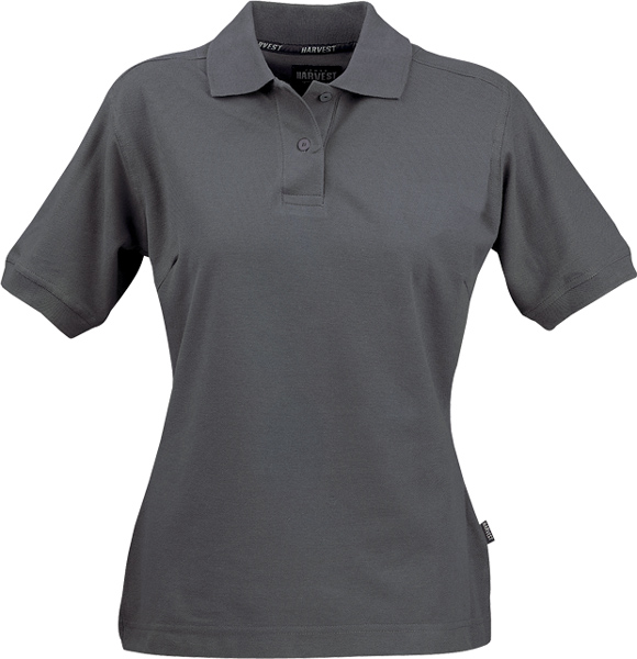 James Harvest Semora-Classic polo shirt for women with side slit ...